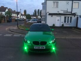 BMW 2008 Saloon Engine 2993 Manual 5 Doors Green Colour in Excellent Condition