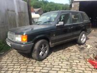 Ranger rover 2.5 td automatic