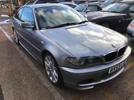 BMW 3 Series (grey) 2003