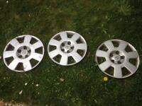 Toyota 16 inch wheel covers