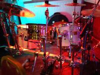 Sabian AAX cymbals