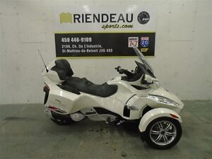 2011 can-am Spyder RT  Limited SE6