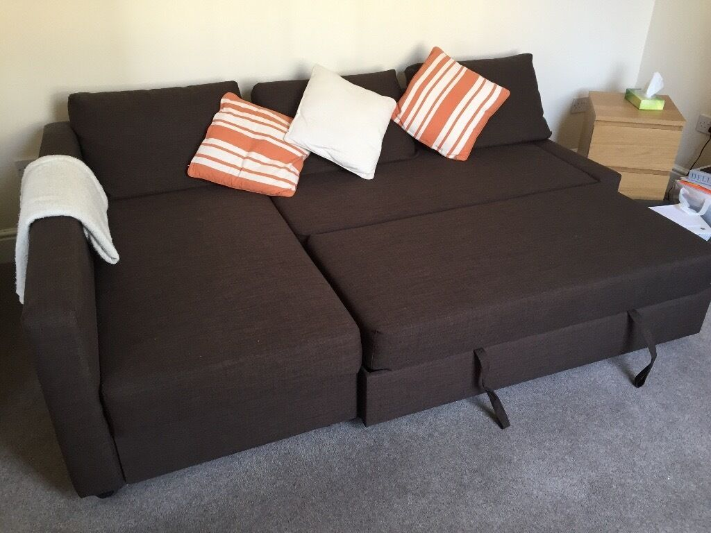 Ikea sofa bed friheten in bath somerset gumtree for Ikea divano friheten