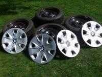Winter Wheels & Tyres. Bridgestone Blizzak LM-25 (195/55R16) 87H