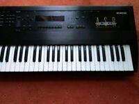 Ensoniq ASR 10 sampler keyboard / Not working