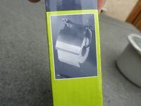 BNIB Haceka toilet roll holder.