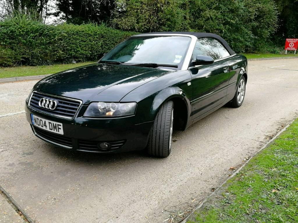 Audi A4 Cabrio In Littlehampton West Sussex Gumtree