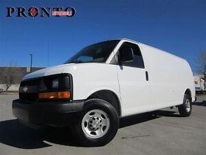 2015 Chevrolet Express 2500 Allongé Extended ** Bas kilo **