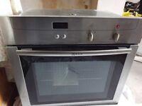 NEFF B1322.1 built-in single oven.