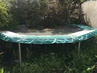 Trampoline free