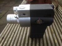 Vernon Cine Camera & Hamimex Duorama Projector