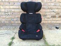 Children's (Recaro Milano Group 2-3) Car Seat - Black for Sale