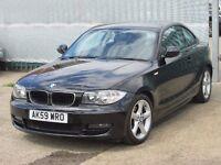 2009 (59 reg), Coupe BMW 1 Series 2.0 120d SE 2dr