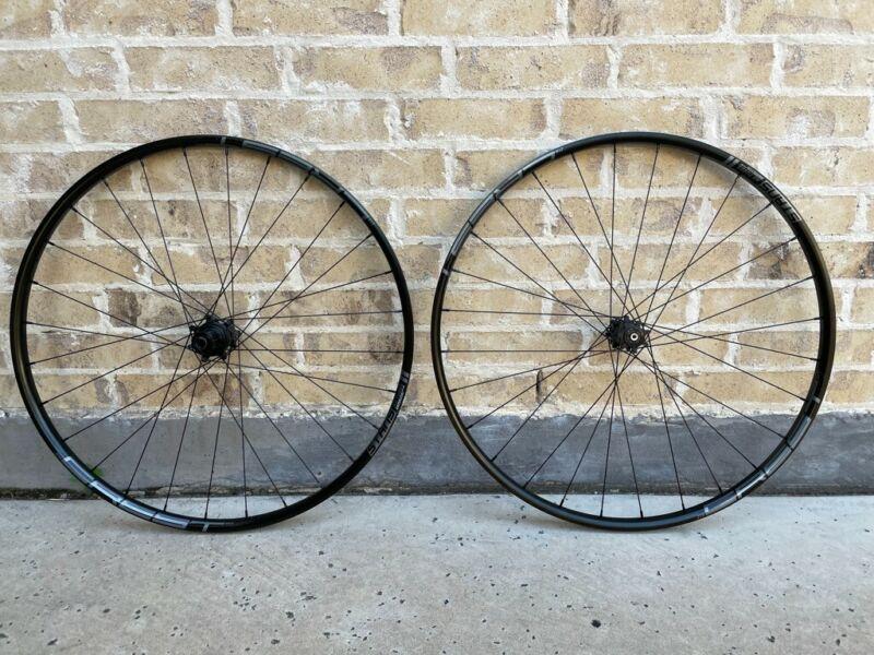 Cannondale 29er Ai Wheelset - CZero Hubs, Stans Crest Rims - HG freehub