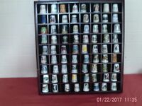 Large collection of thimbles