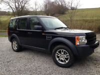 Land Rover Discovery 3 2.7 V6 Manual