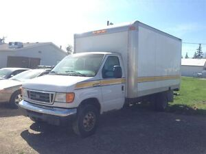 2007 Ford Econoline E-450 Super Duty 158 DRW | AS IS Price Kitchener / Waterloo Kitchener Area image 2