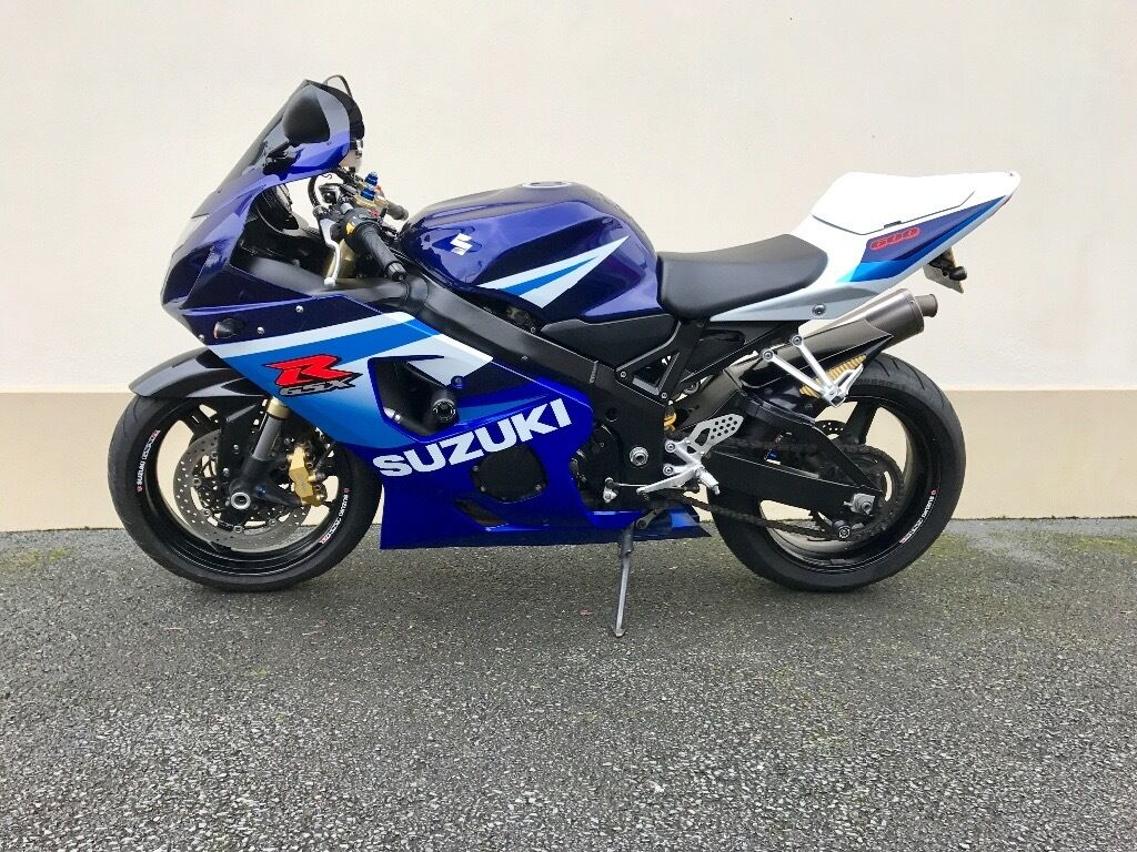 2005 gsxr 600 k5 in cookstown county tyrone gumtree. Black Bedroom Furniture Sets. Home Design Ideas