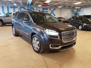 2015 GMC Acadia Denali, USB, Bluetooth, NAV, Back Up Camera