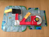ELC Big City carry along City fold out floor mat RRP £40.00