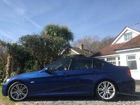 BMW 330d M Sport, Full leather & SatNav FSH