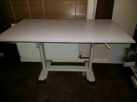 Technical Drawing/Drafting Table - Technouno Neolt 140cm x 80cm