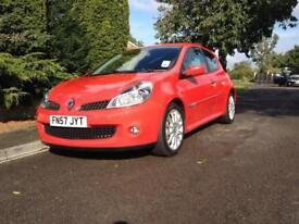 Renault Clio Sport 197 57 Plate