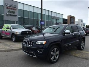 2016 Jeep Grand Cherokee Limited PANO SUNROOF VENTILATED SEATS 2