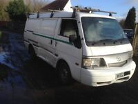 Mazda Van double slide door Low Mileage