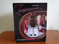 Chocolate Fountain (Russell Hobbs)