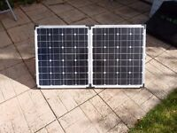 SOLAR PANEL (100 watt ) IDEAL FOR CARAVAN