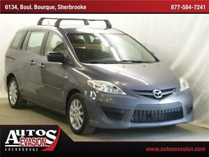 2009 Mazda MAZDA5 GS, 6 PASSAGERS + MAGS + A/C