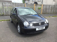 2005 VW POLO 1.2 TWIST 5 Door **Low Mileage** includes private plate
