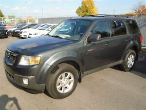 2010 Mazda Tribute AWD V6 MAGS TOIT CUIR