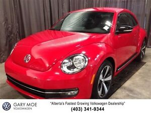 2014 Volkswagen Beetle Coupe Sportline 2.0 Turbo with DSG