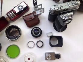 Kodak Retina IIIC (Big C)