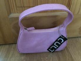 Mini Pink Handbag