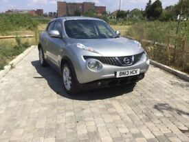 Nissan Juke top of the range only £5695