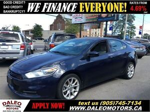 2013 Dodge Dart SXT  1 OWNER 2.0L