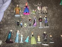 Disney Frozen Toy Bundle