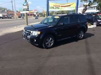 2008 Ford Escape Limited V6 4X4 *Leather *MoonRoof  *Trailer Tow