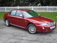 2004 (04) Rover 75 2.0 CDTi Connoisseur SE | DIESEL | AUTO | SEPT 2018 MOT | F. LEATHER | HPI CLEAR