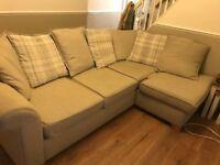 DFS scatter back sofa