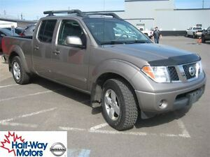 2008 Nissan Frontier LE-V6 | Great features!
