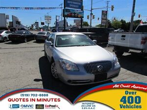 2011 Buick Lucerne CXL   LEATHER   ALLOYS   CLEAN STYLE