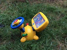 Children toy game