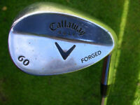 Calaway Forged 60degree Wedge