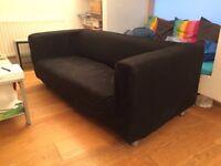 2 Ikea Klippan sofas