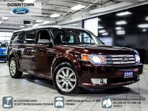 2009 Ford Flex Limited, Moon roof, Navigation, One Owner Trade