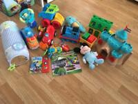 Baby / toddler toy bundle